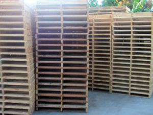 Sydney stock of New 1 Tonne Standard Pallets for purchase
