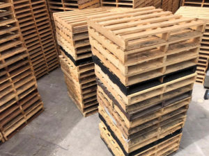 Various 2 Tonne Standard Pallets in our Sydney yard